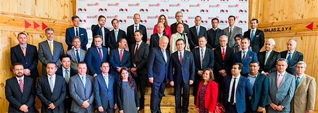 Inauguración de la SwissCham México