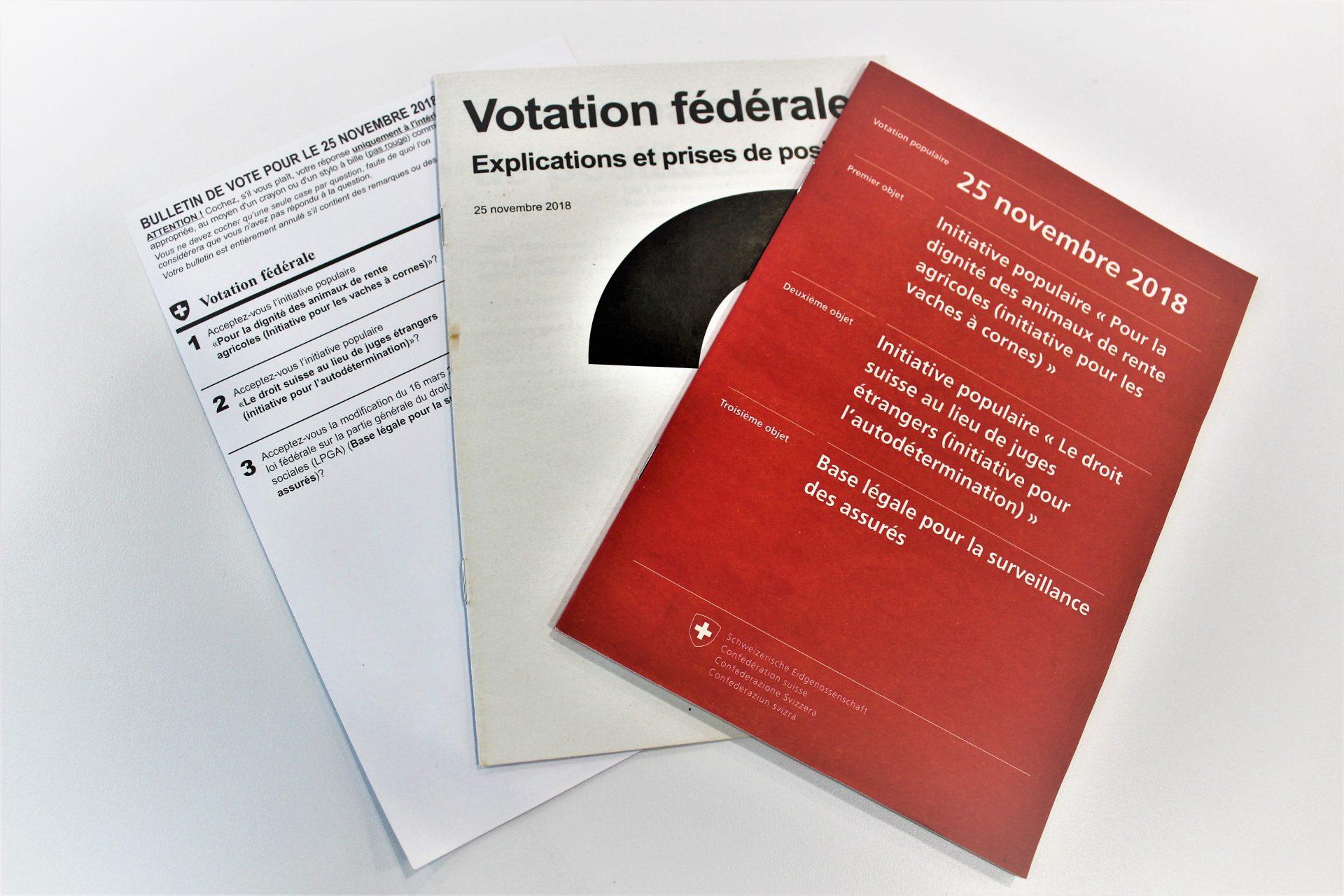 Las Consultas Públicas: Suiza como referente de la democracia directa