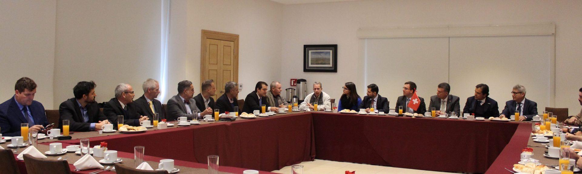 Business Breakfast in Querétaro