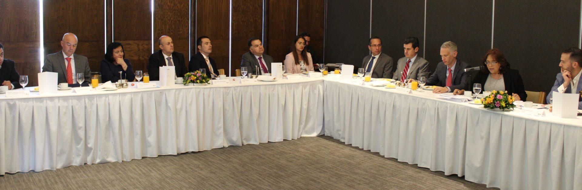 Desayuno Enlace Legislativo – Dip. Ma. de los Ángeles Huerta
