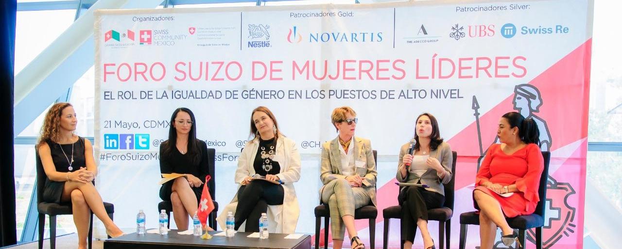 1º Foro Suizo de Mujeres Líderes