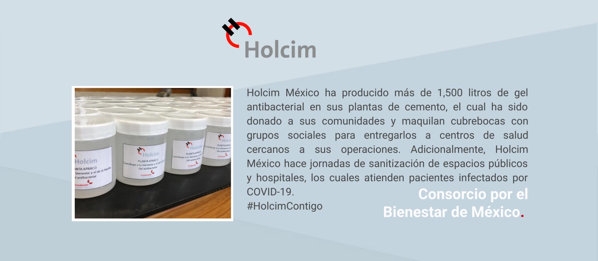 Comunicado Holcim
