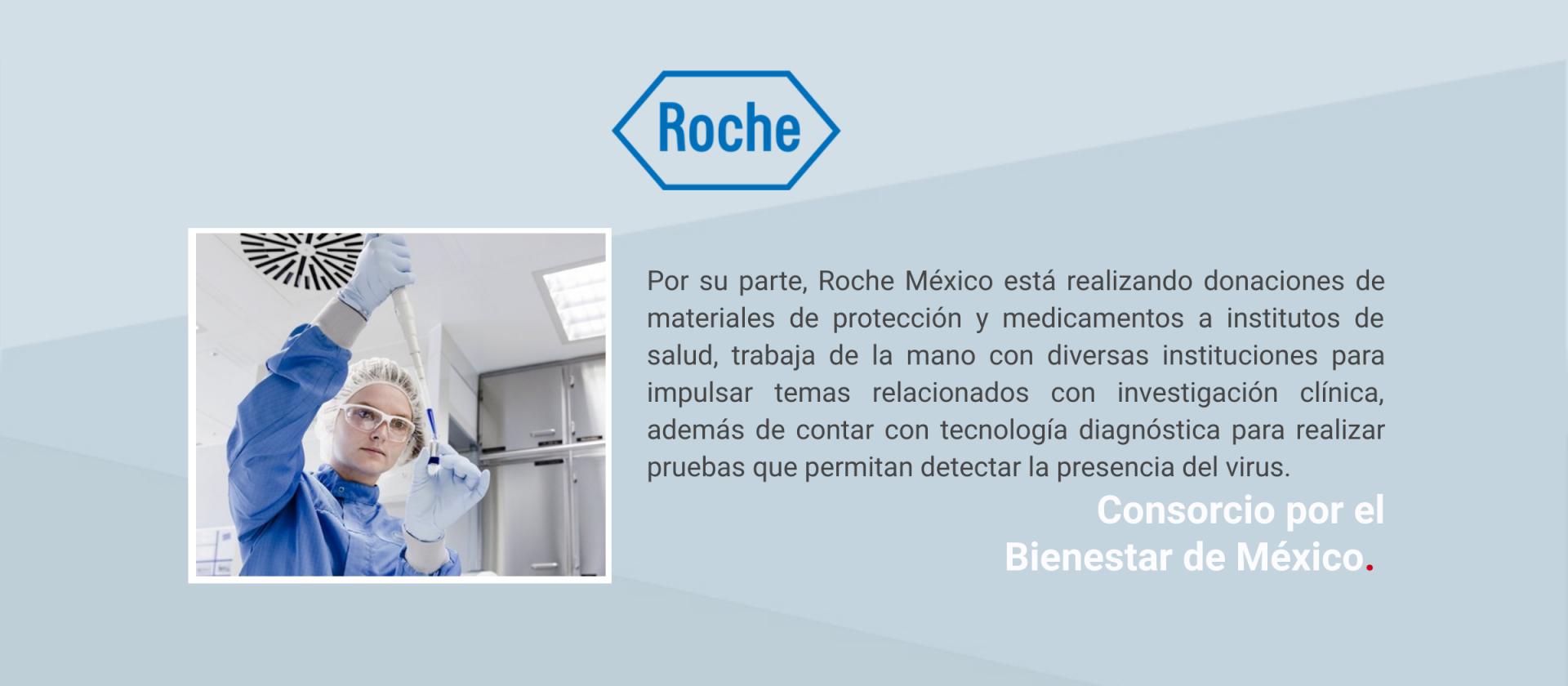Comunicado Roche