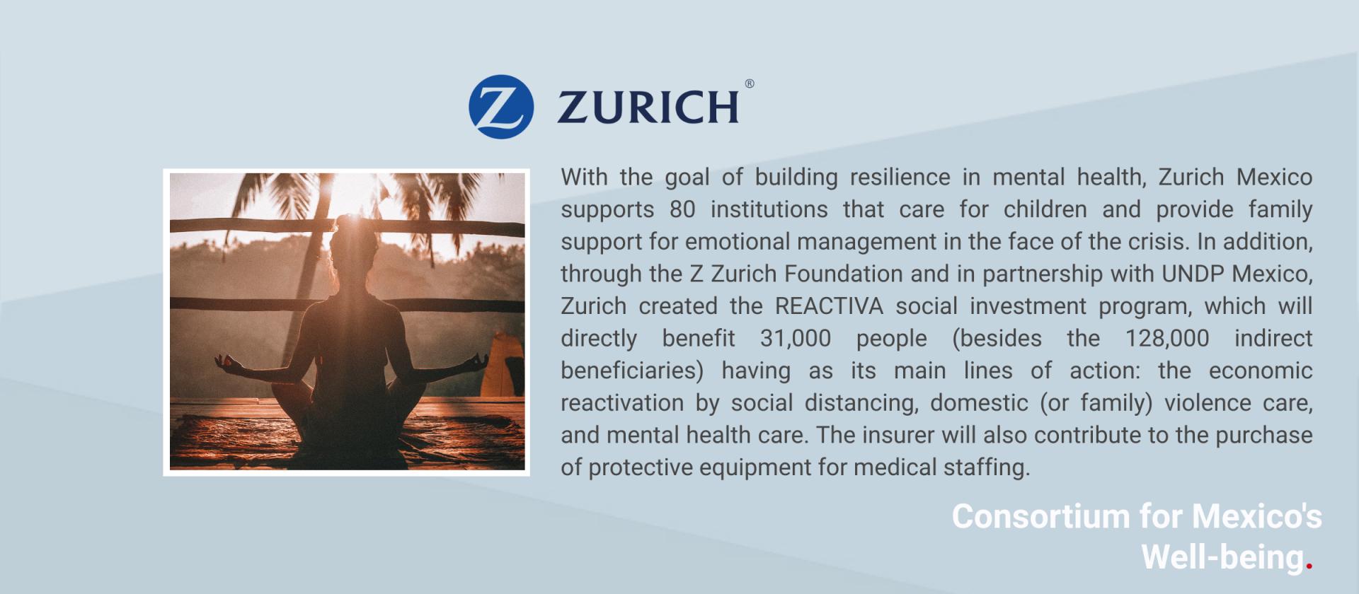 Press Release Zurich Mexico