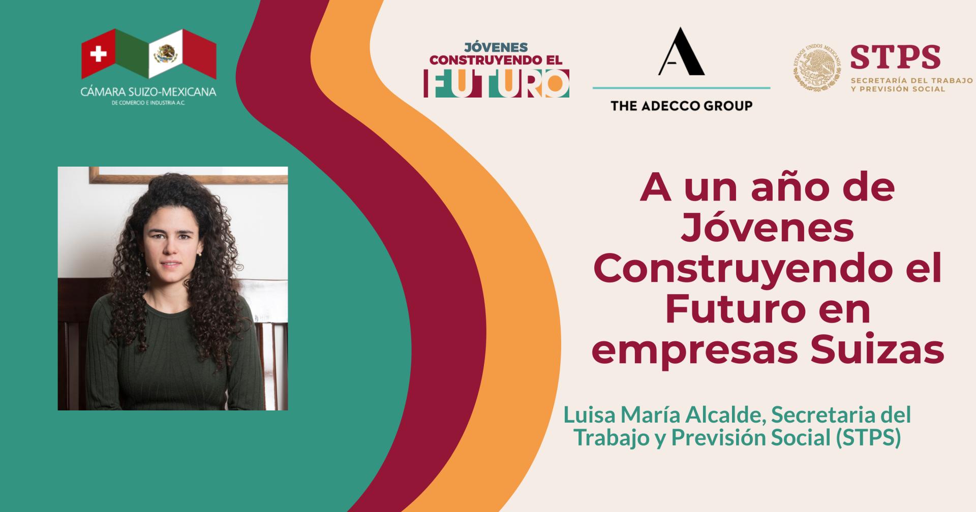 Webinar: A un año del Programa Jóvenes Construyendo el Futuro